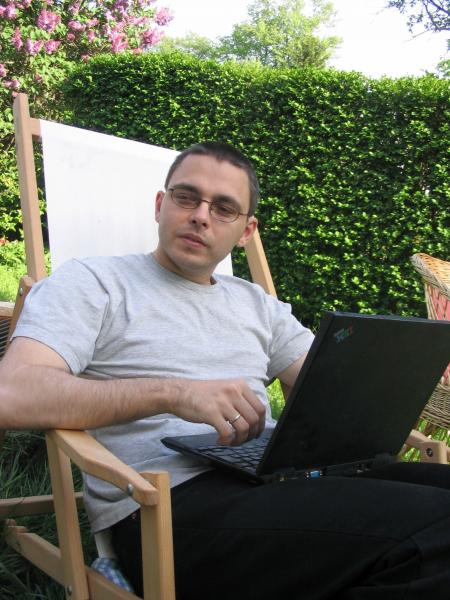Dragoman Gyorgy - at work.JPG